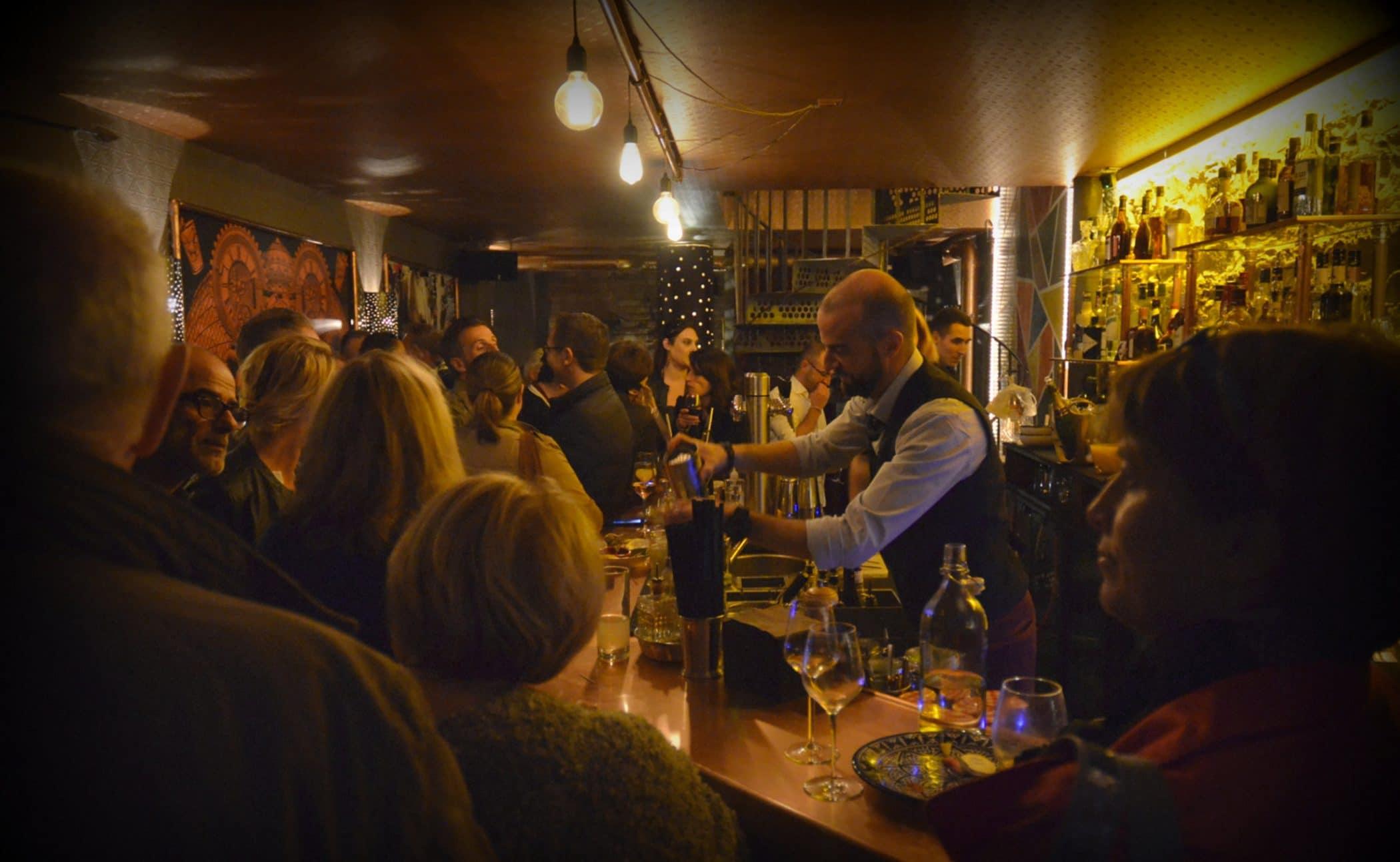 Bar de nuit sympa à rennes